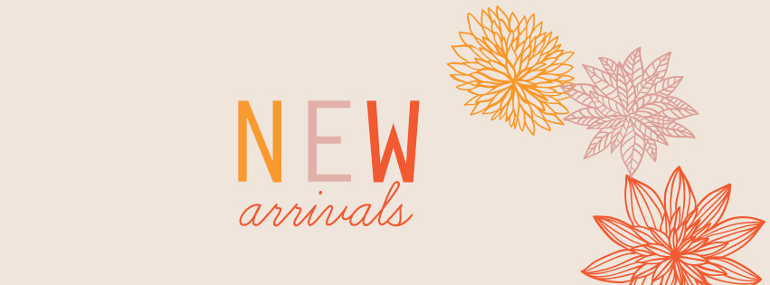 early fall theme new arrivals