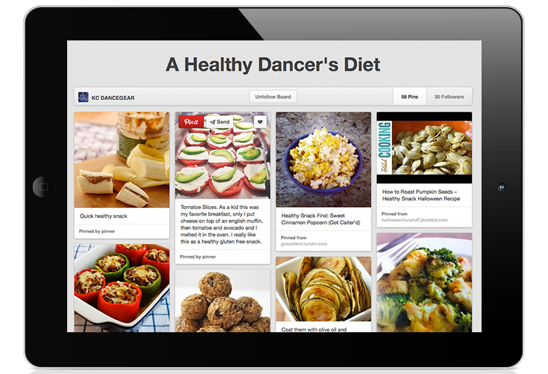 pinterest best practices lifestyle board 2013