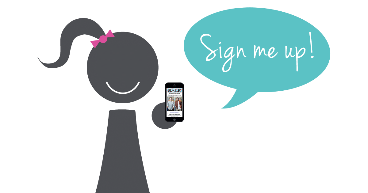 email sign up graphics 2014 06