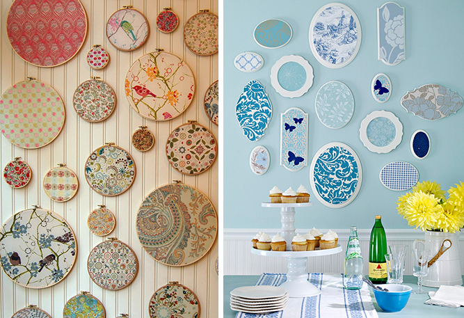 prints wall display inspiration june 2014