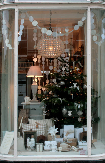 indie holiday displays christmas trees in the windows 03