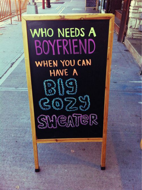 indie holidays silly signs 2014
