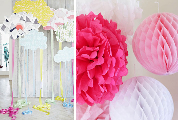 spring window display inspiration april showers may flowers